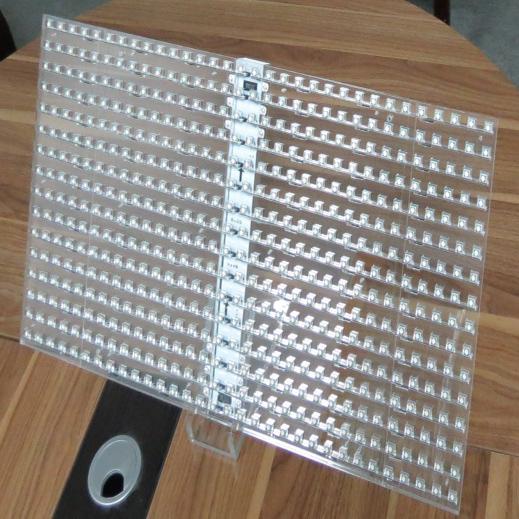 LED显示屏网线怎么接
